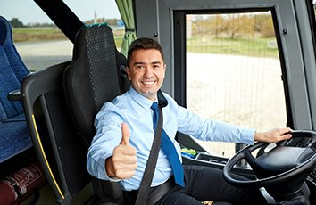 Minibus Hire With Driver Swindon