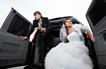 Swindon Minibus hire for weddings